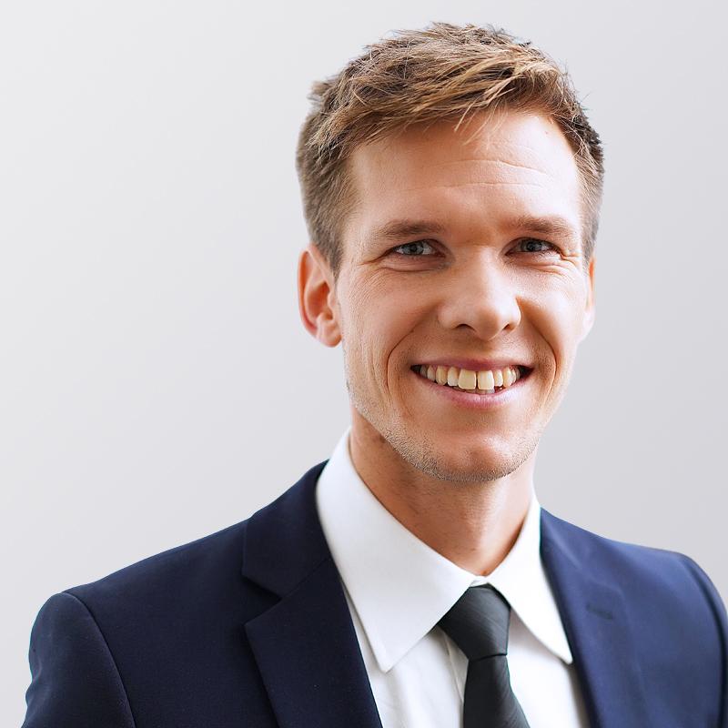 Attorney-at-law Moritz Brandenburger